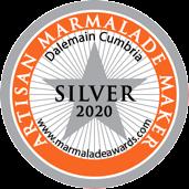 World Marmalde Awards 2020 Silver