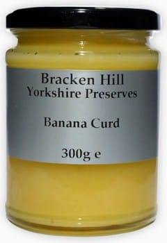 Bracken Hill Banana Curd 300g