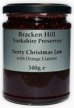 Berry Christmas Jam / Berrylicious Jam  340g