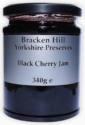 Black Cherry Jam 340g