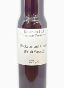 Blackcurrant Coulis