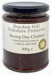Boxing Day Chutney