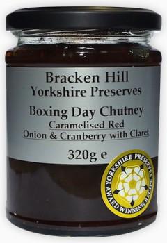Bracken Hill Boxing Day Chutney 320g