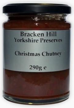 Bracken Hill Christmas Chutney 290g