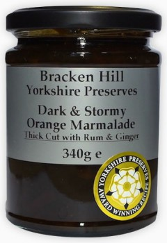 Dark & Stormy Orange Marmalade