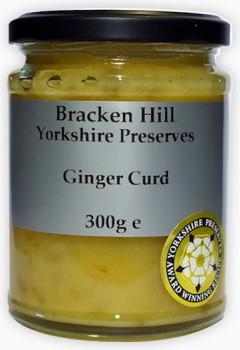 Bracken Hill Ginger Curd 300g
