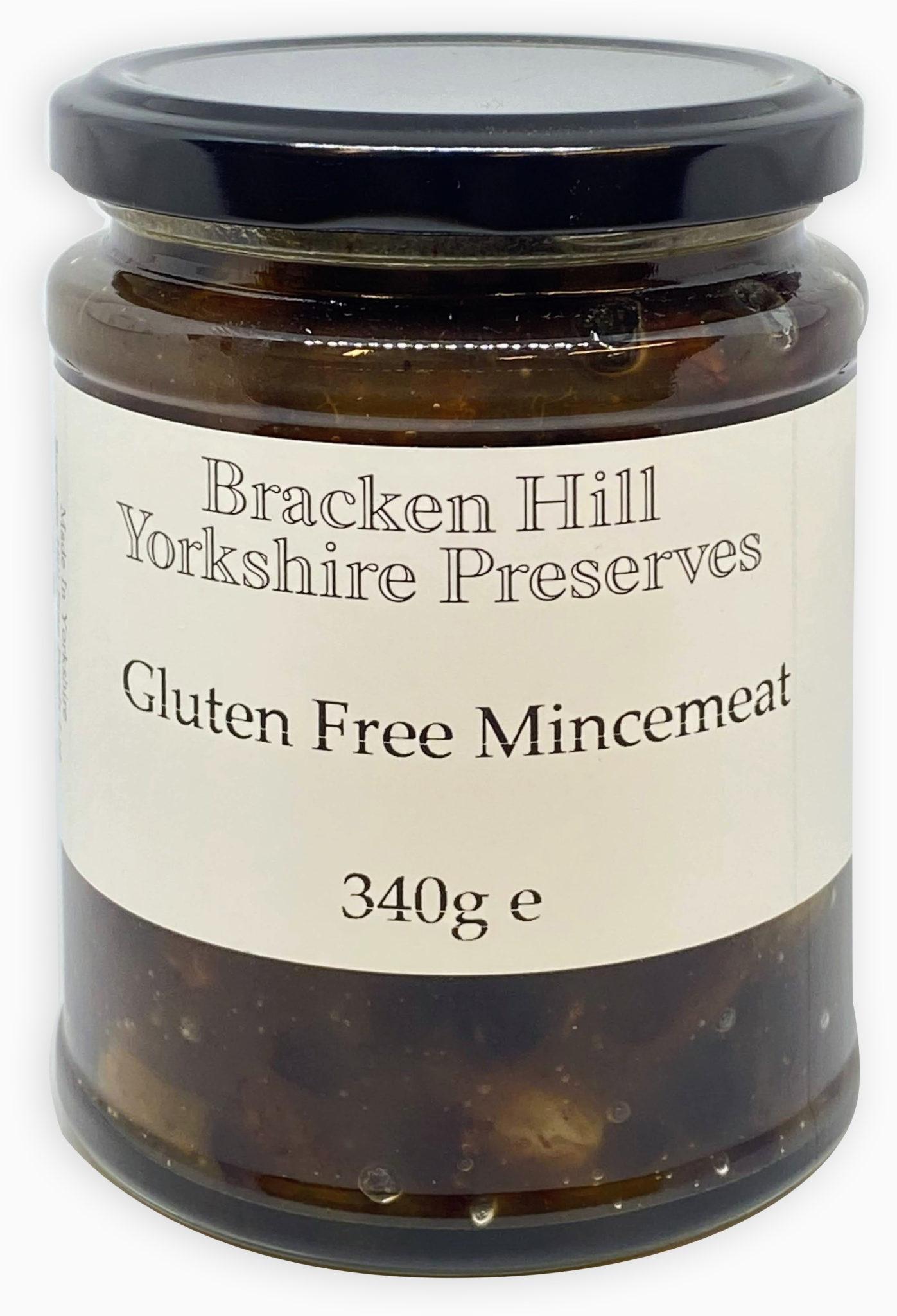 Gluten Free Mincemeat