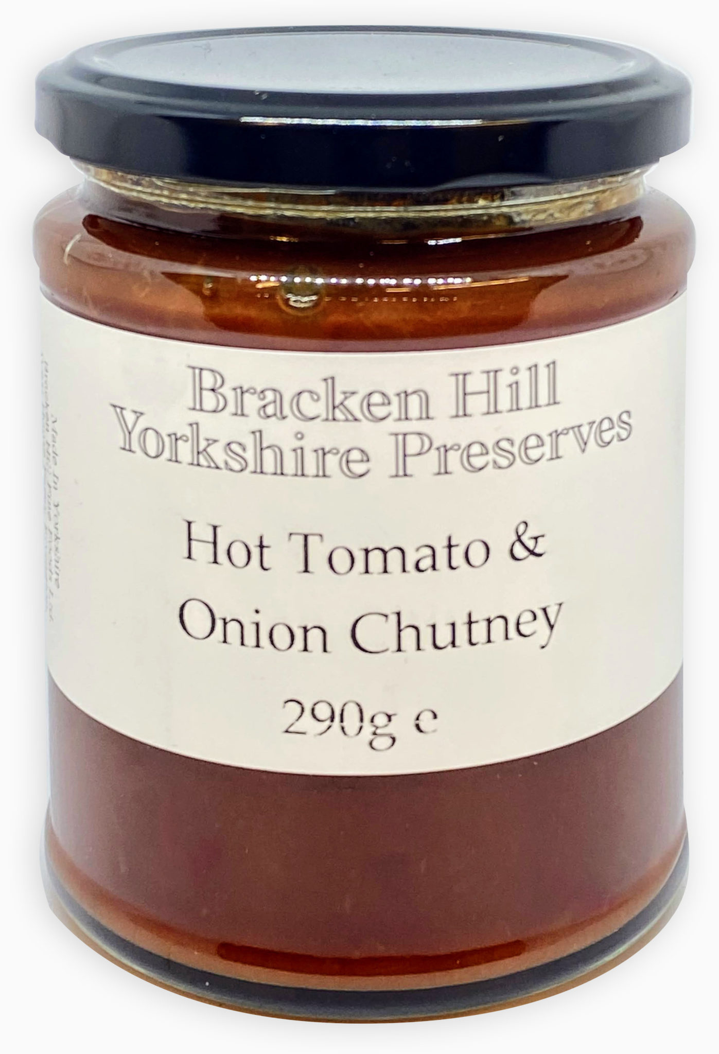 Hot Tomato and Onion Chutney