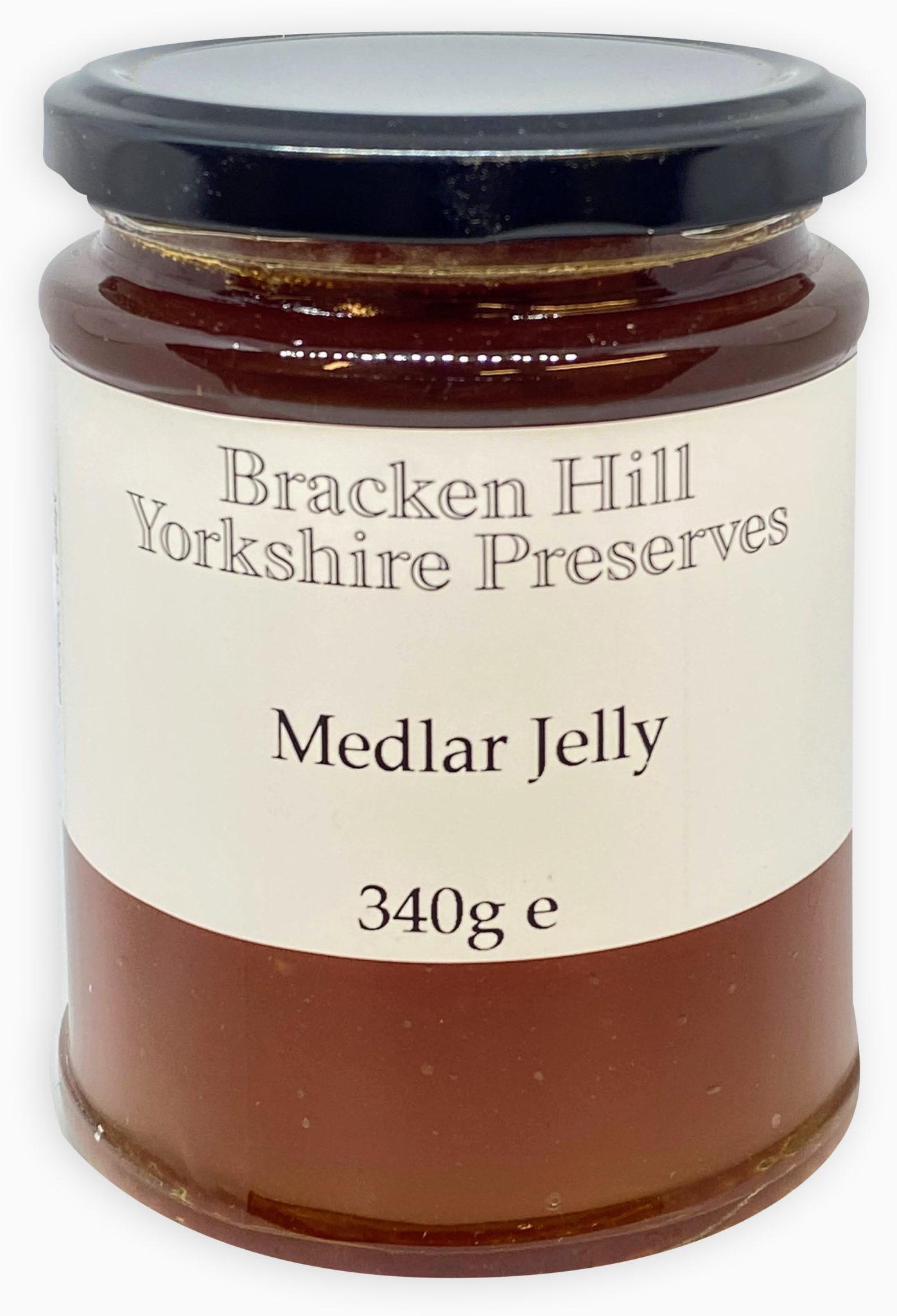 Medlar Jelly