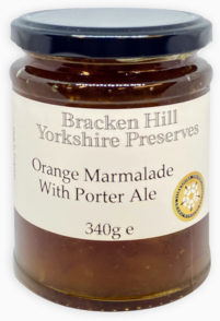 Orange Marmalade with Porter Ale