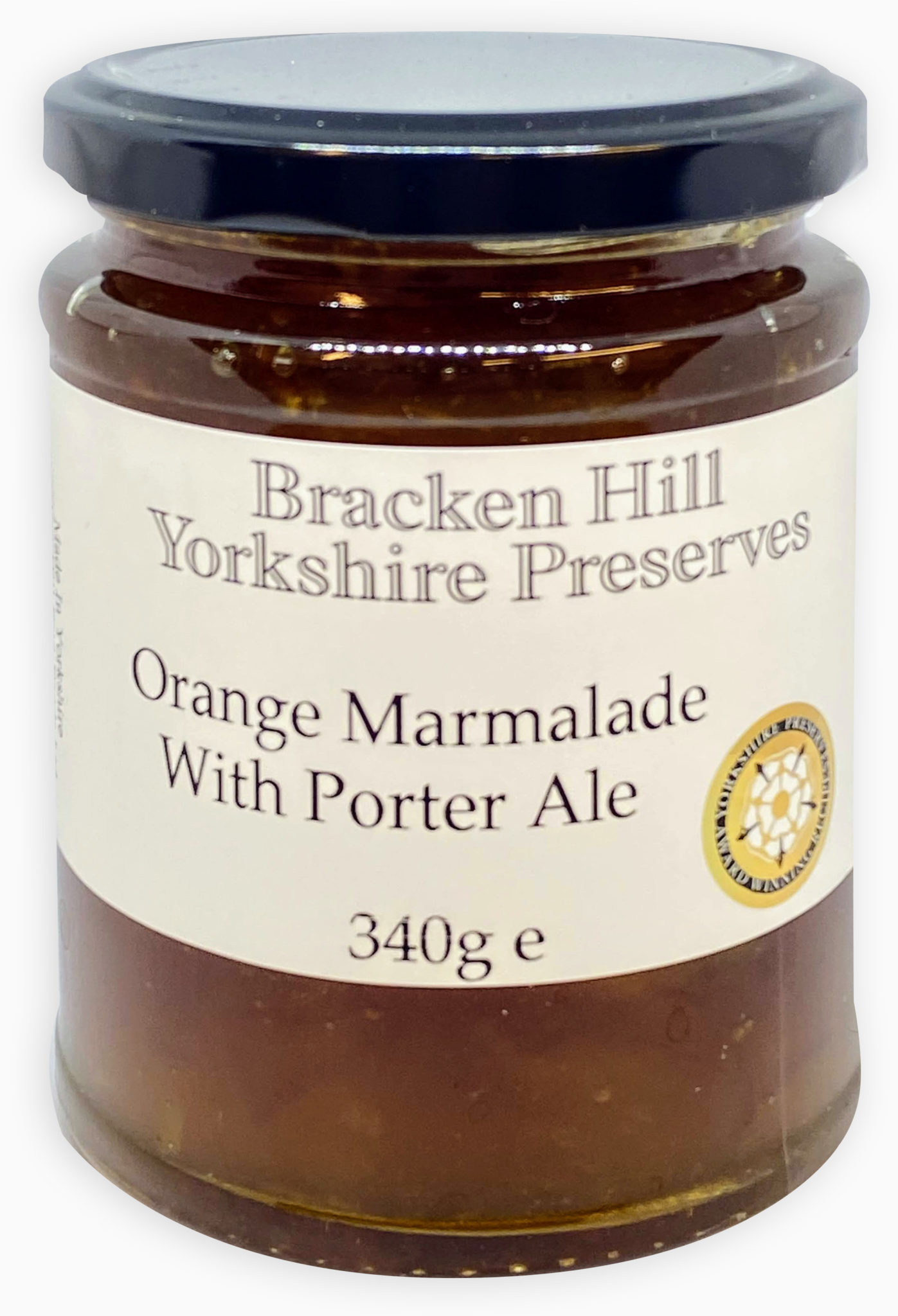 Orange Marmalade with Porter Ale