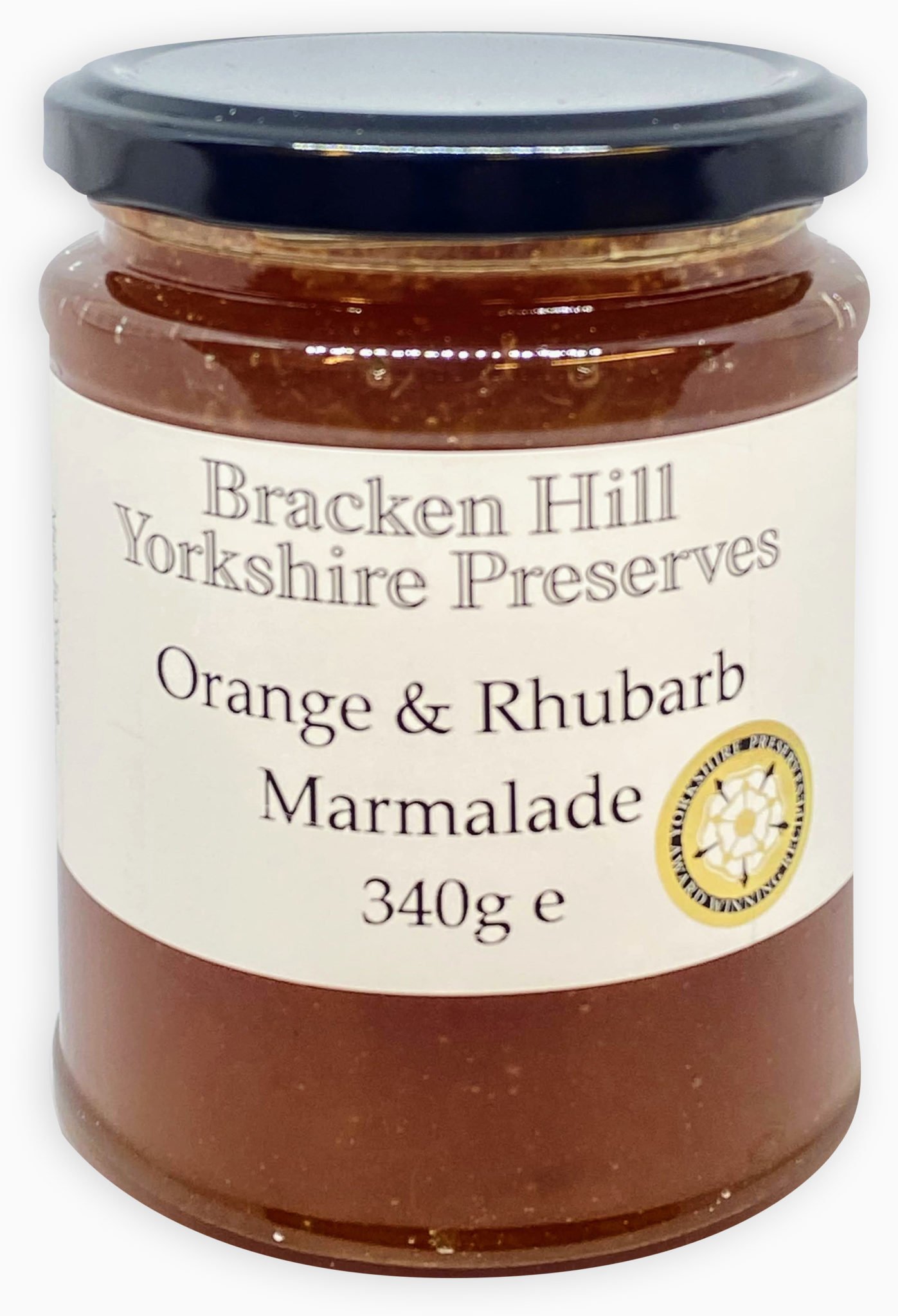 Orange and Rhubarb Marmalade