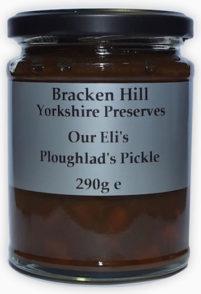 Our Eli's Ploughlad's Pickle 290g
