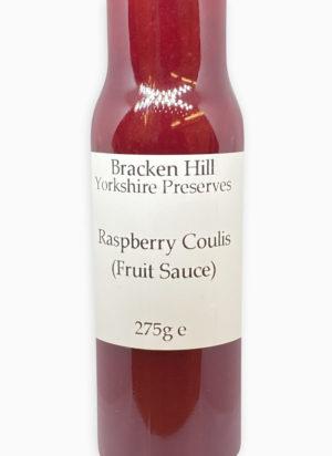 Raspberry Coulis 275g