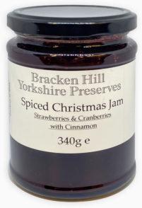 Spiced Christmas Jam