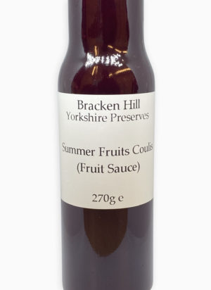 Summer Fruits Coulis 270g