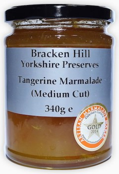 Tangerine Marmalade Medium Cut 340g