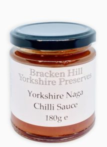 Yorkshire Naga Chilli Sauce