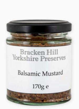 Balsamic Mustard 170g