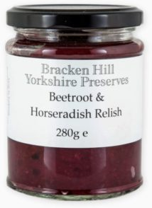 Beetroot & Horseradish Relish