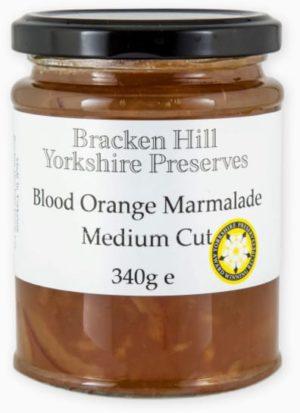 Blood Orange Marmalade Medium Cut 340g