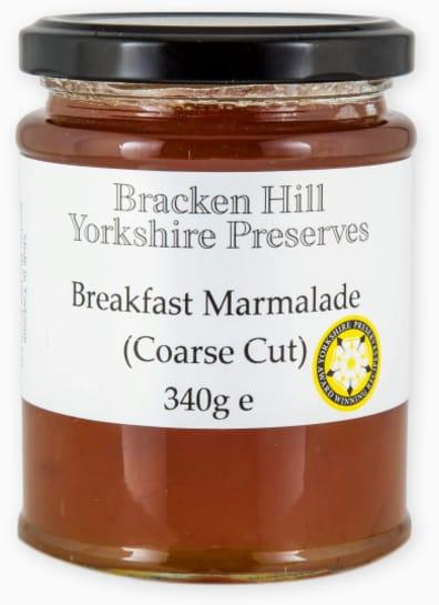 Breakfast Marmalade Coarse Cut