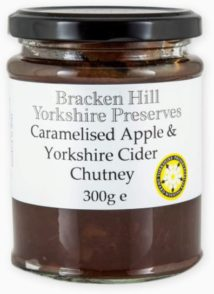 Caramelised Apple & Yorkshire Cider Chutney