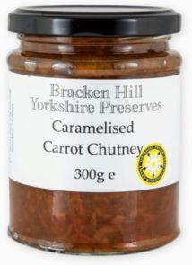 Caramelised Carrot Chutney