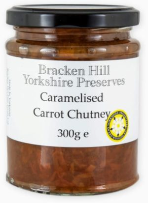 Caramelised Carrot Chutney 300g