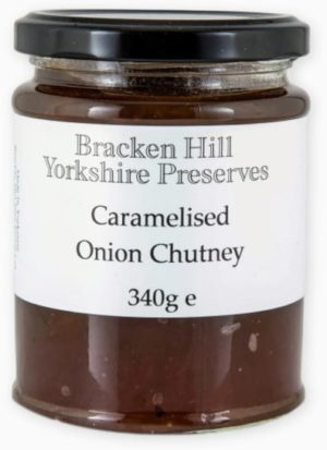 Caramelised Onion Chutney 340g