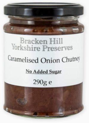 Caramelised Onion Chutney No Added Sugar 290g