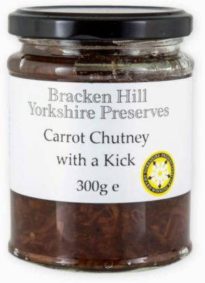 Carrot Chutney With A Kick 300g