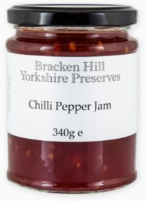 Chilli Pepper Jam