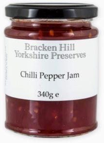 Chilli Pepper Jam