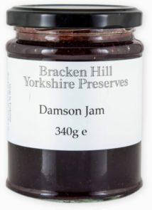 Damson Jam