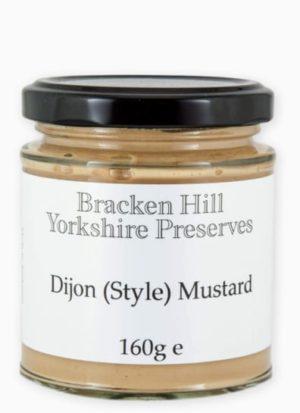 Dijon (Style) Mustard