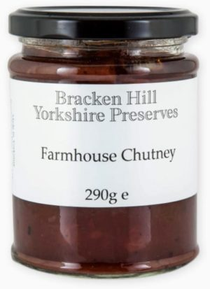 Farmhouse Chutney (No Onions) 290g