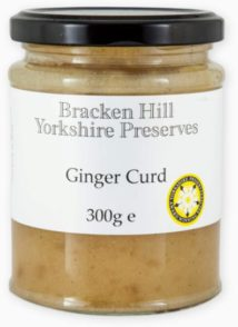 Ginger Curd
