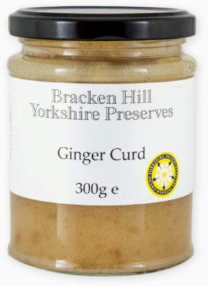 Ginger Curd 300g