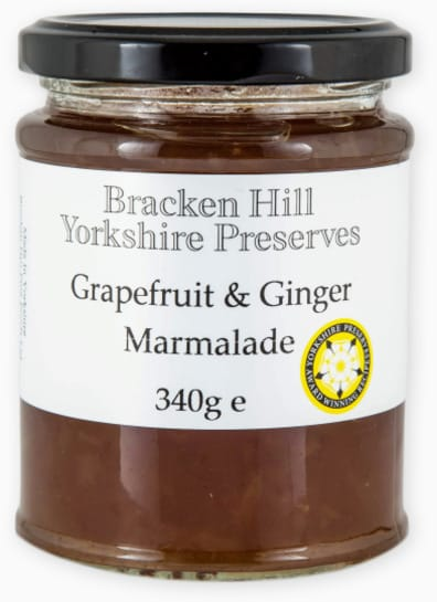 Grapefruit & Ginger Marmalade