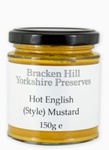 Hot English (Style) Mustard