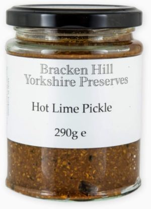 Hot Lime Pickle 190g