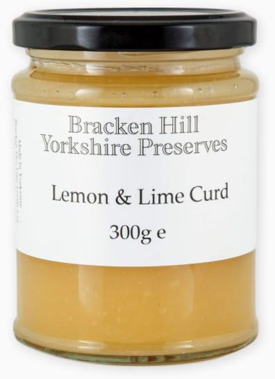 Lemon & Lime Curd
