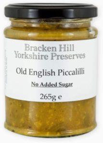 Old English Piccalilli