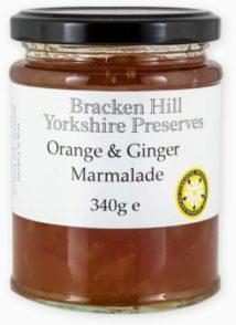 Orange & Ginger Marmalade