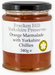 Orange Marmalade with Yorkshire Chillies