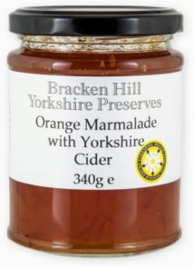 Orange Marmalade with Yorkshire Cider