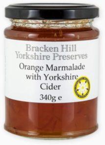 Orange Marmalade with Yorkshire Cider