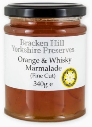 Orange & Whisky Marmalade 340g