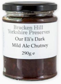 Our Eli's Dark Mild Ale Chutney
